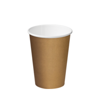 Cup - 12oz Single Wall Combo Brown Kraft Ctn 1000pcs
