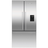 Fisher & Paykel French Door Fridge | Ice & Water | 900mm | 614L
